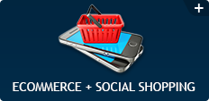 eCommerce + Social Shopping